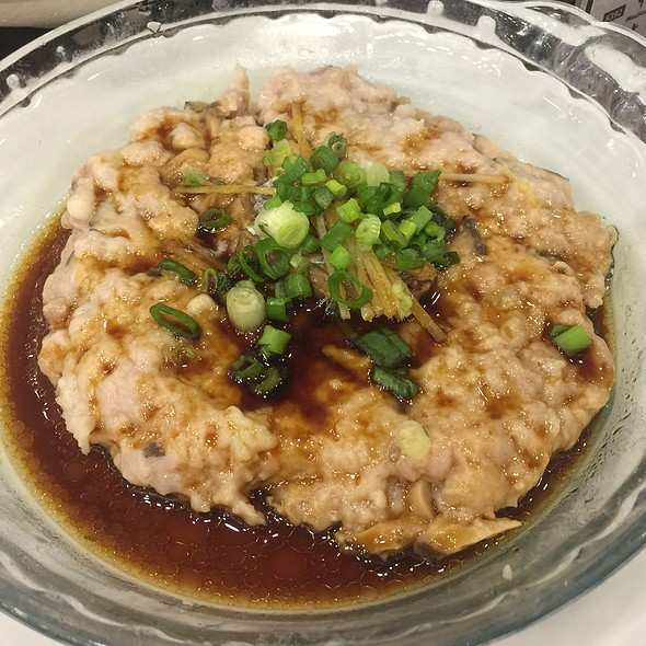 Steamed Minced Pork With Salted Fish