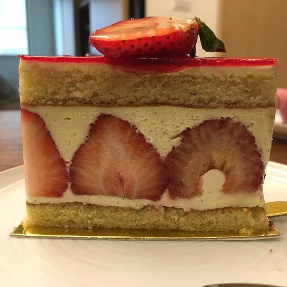 草莓法蘭斯 @ boitedebijou珠寶盒法式點心坊