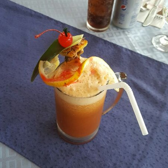 Iced tea @ Hotel Elizabeth, Baguio City