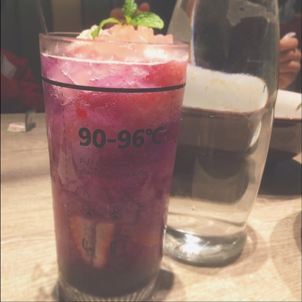 Grape Soda with Jelly