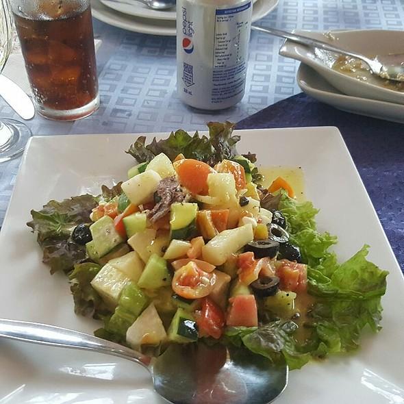 Greek Salad @ Hotel Elizabeth, Baguio City