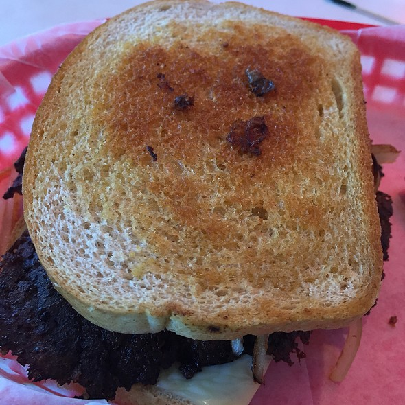 Patty Melt @ Schoop's Hamburgers
