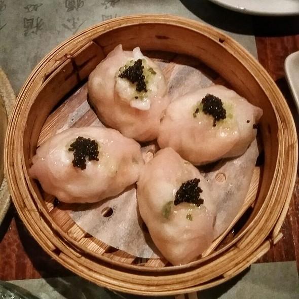 Lobster And Prawn Dumplings @ Mr. Wong