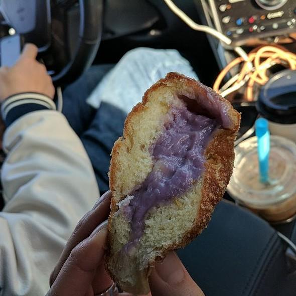 Taro Donut