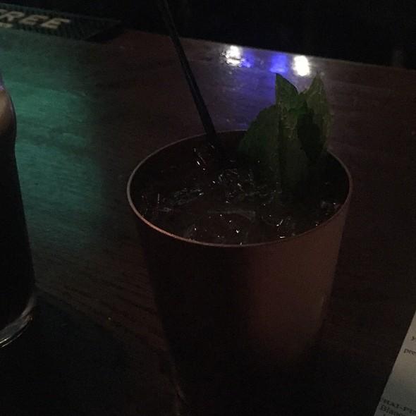 Gin Mule