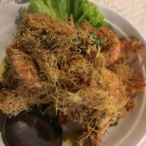 Butter Prawns @ Grand Bayview Seafood Restaurant S/B