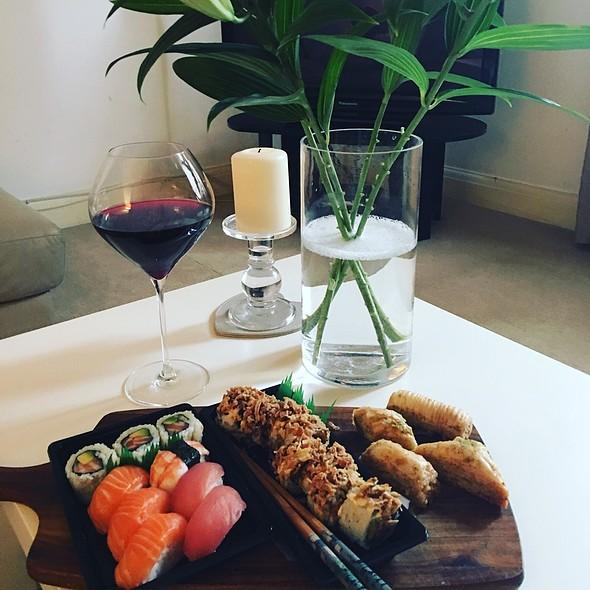 Sushi And Baklava Sunday
