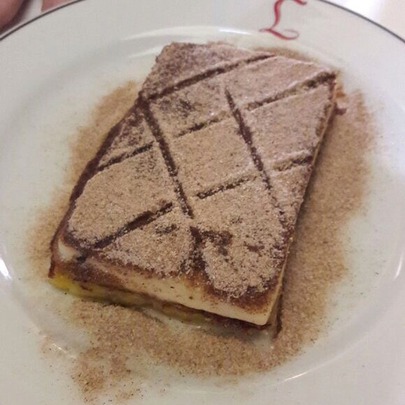 Cartola @ Restaurante Leite