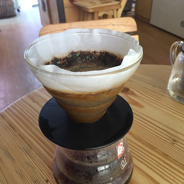 Pour Over Colombian