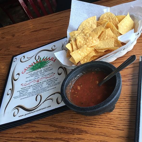 Chips and Salsa @ Guadalajara
