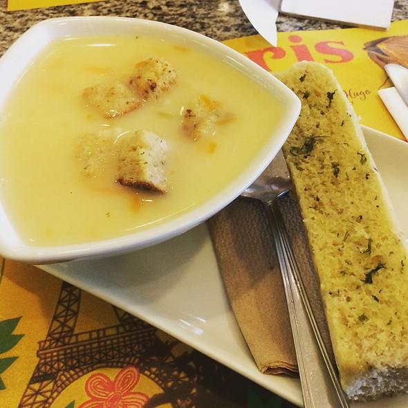Italian Chicken Noodle Soup