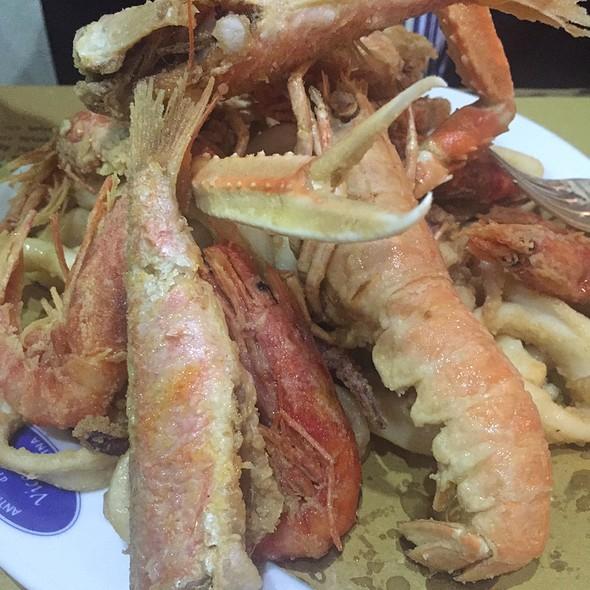 Deepfried Seafood