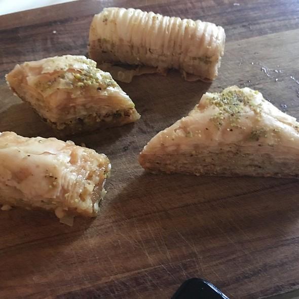 Mixed Baklava