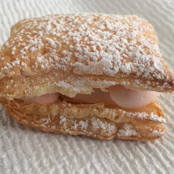 Flaky Puffs - Strawberry @ Chocolate And Vanilla Bakery