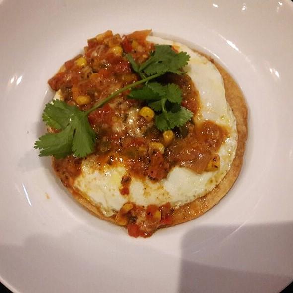Huevos rancheros @ Home Restaurant
