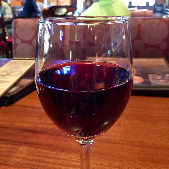Angeline Pinot Noir @ The Lazy Dog Cafe
