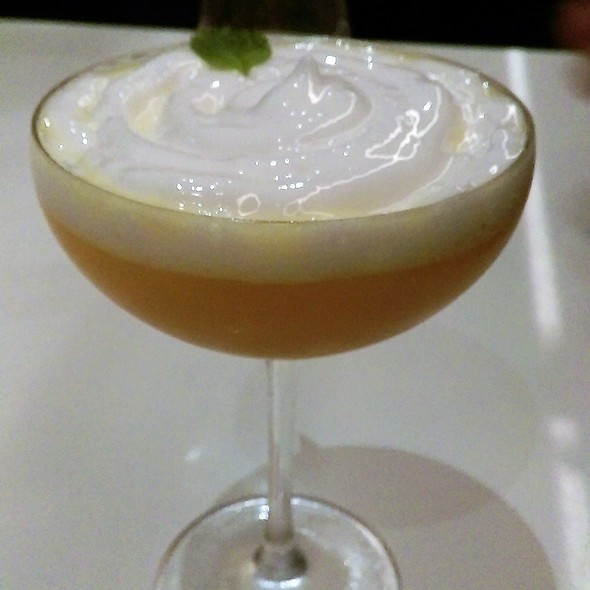 New & Improved Cocktail
