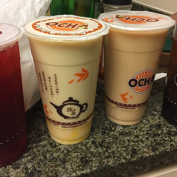 Boba And Tea