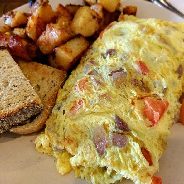 Gyro Omelette