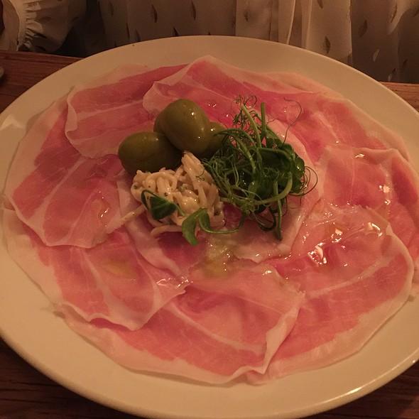 Bayonne Ham and Celeriac Remoulade
