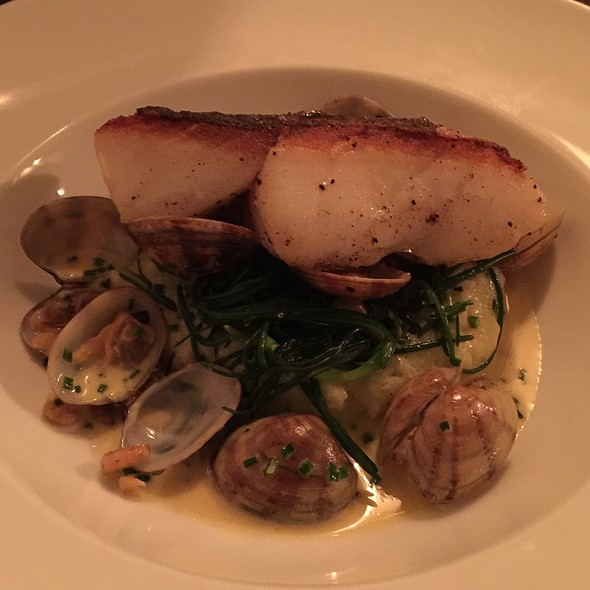Hake With Clams