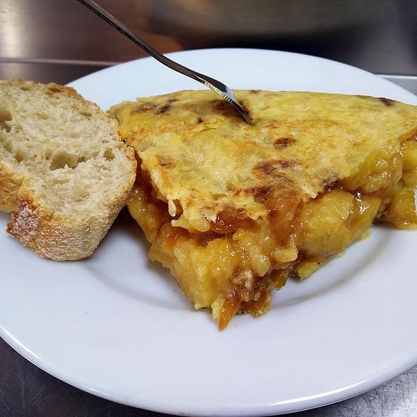 Pincho De Tortilla @ Casa Dani