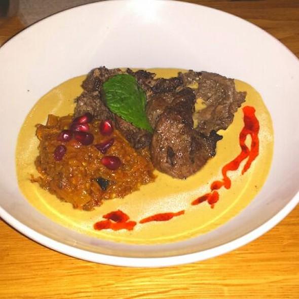 Kalonji Lamb Kebabs