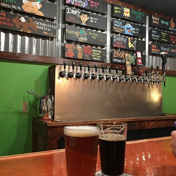 Nutt-Er-Cup Chocolate Peanut Butter Porter And Cosmic Jacuzy