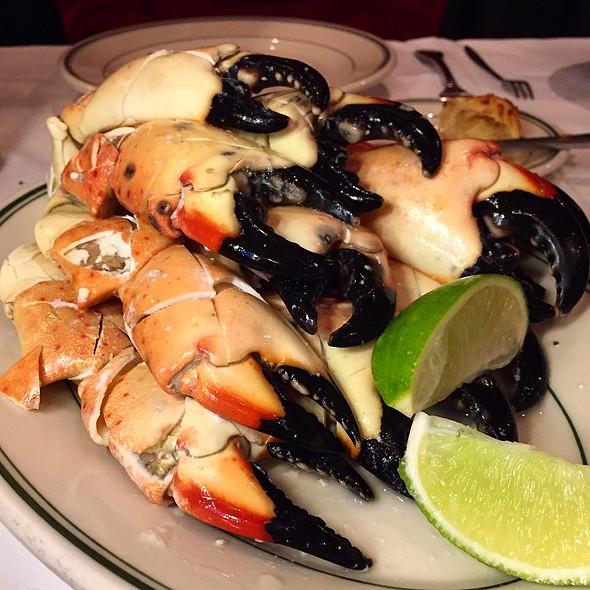 Stone Crab @ Joe's Stone Crab