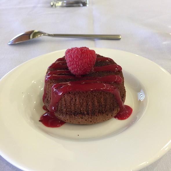 Chocolate Lava Cake @ 24 North Market St.