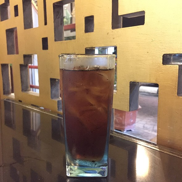 Iced Chinese Tea