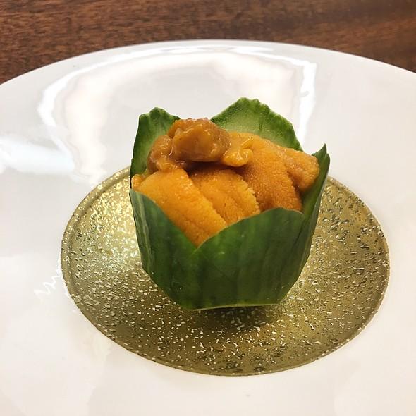 Hokkaido Uni Sashimi @ Royal Sushi & Izakaya