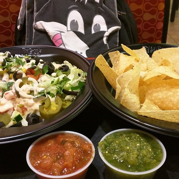 Burrito Bowl With Pork @ Moe's Southwest Grill