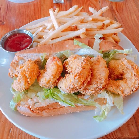 Shrimp Po Boy @ South