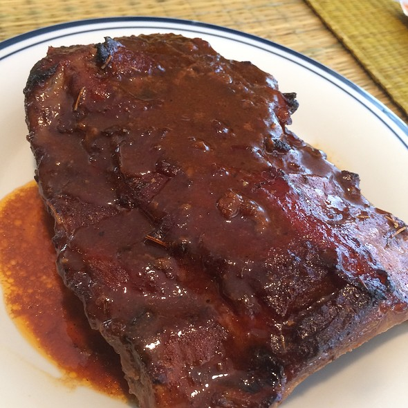 BBQ Pork Spareribs