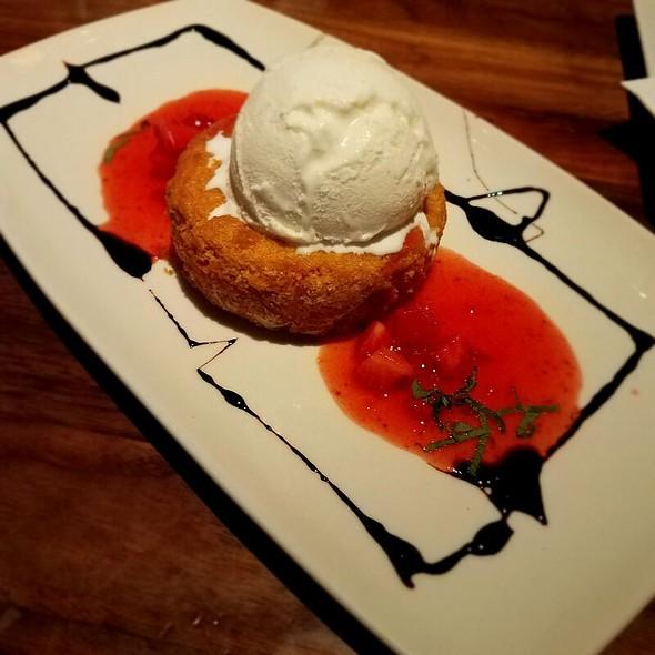 Butter Cake @ Lazy Dog Cafe