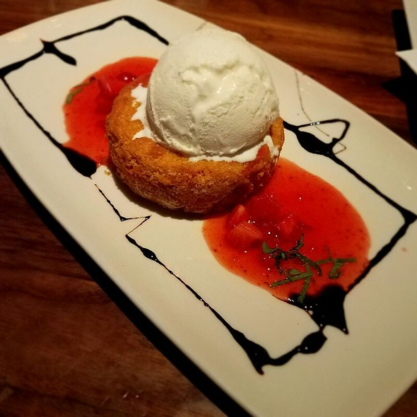 Butter Cake @ Lazy Dog Cafe