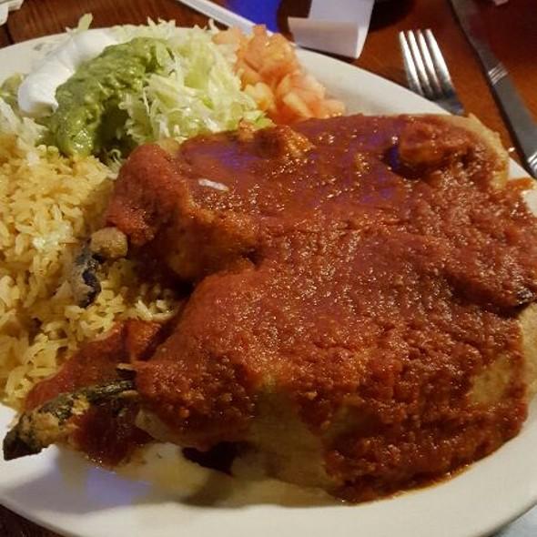 Chiles Rellenos @ Los Amigos Mexican Restaurant
