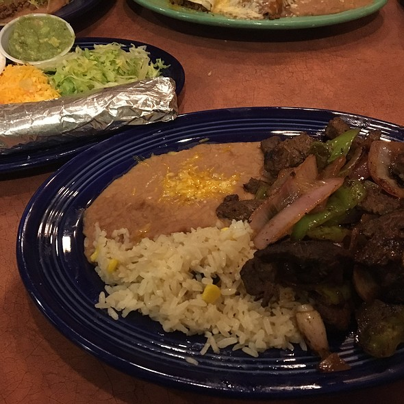 Steak Fijita's