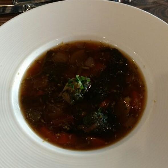 Vegetable Soup @ Cocha