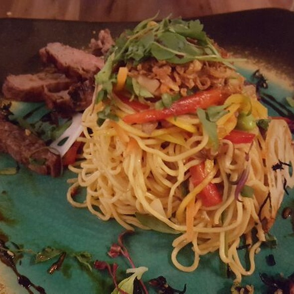 Shiriki Noodle Salad