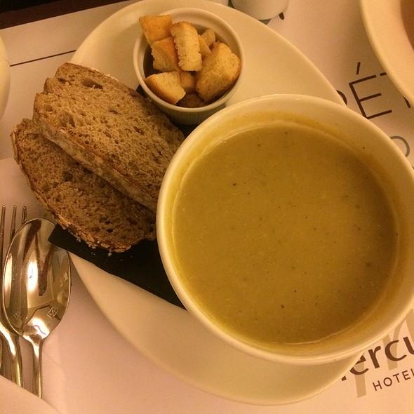 Soup And Sourdough