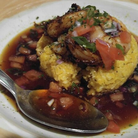 Shrimp And Grits With Red-Eye Gravy