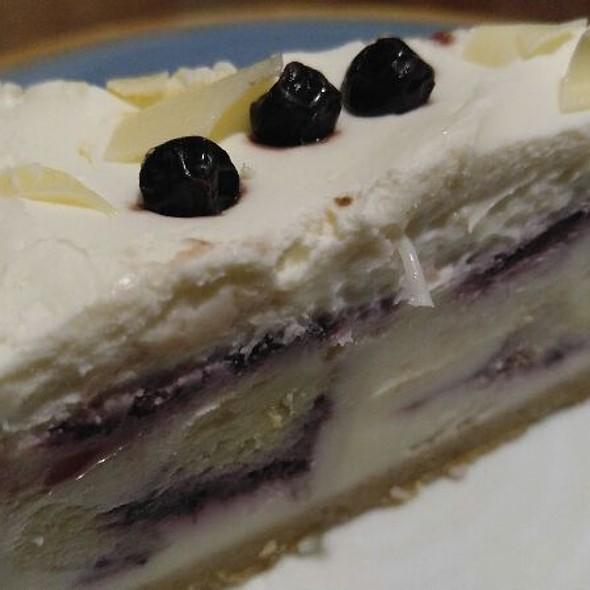 White Chocolate Blueberry Yum Yum