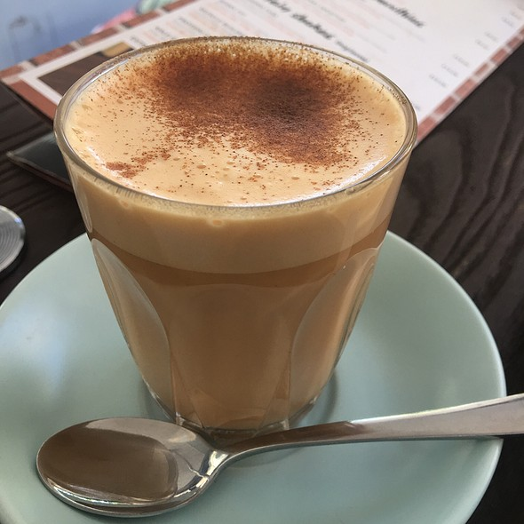 Red Latte