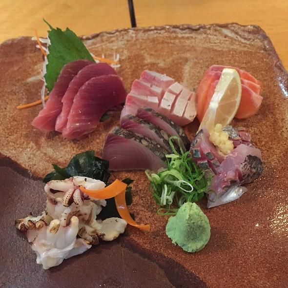 Chefs Selected Assorted Sashimi @ Kisuke