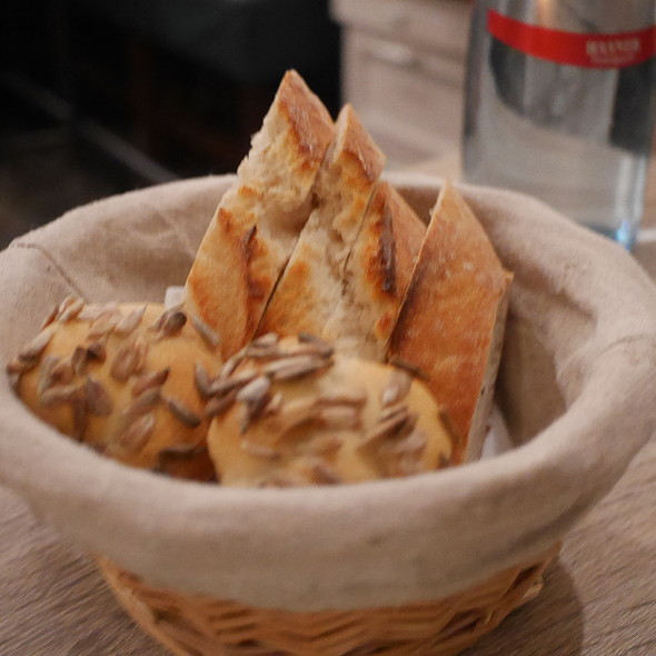 Bread @ Hensen Lorenz EssBar
