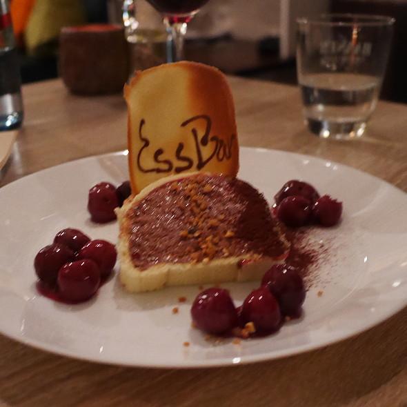 chocolate parfait @ Hensen Lorenz EssBar