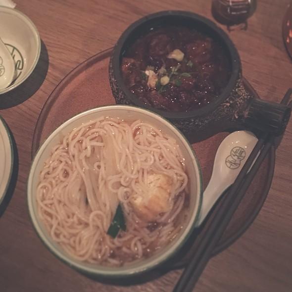 Stewed Beef Noodle