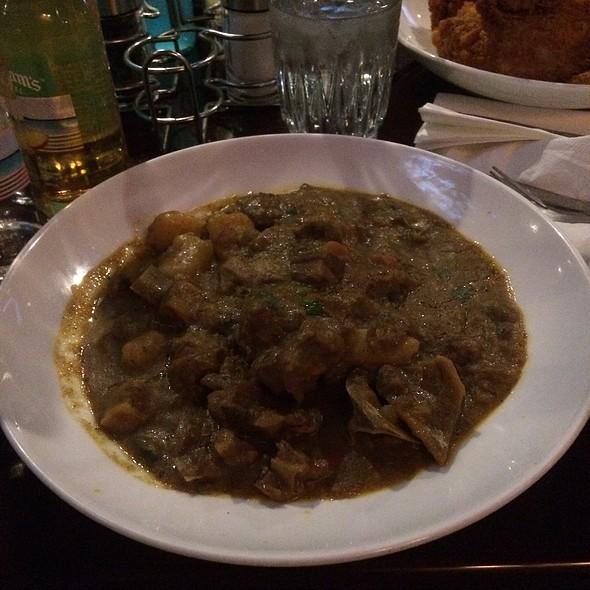 Curry Goat @ Jazz's Island Soul Cuisine